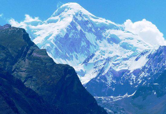 Diran Peak (7268 m) - Rock Valley Tours Pvt Ltd