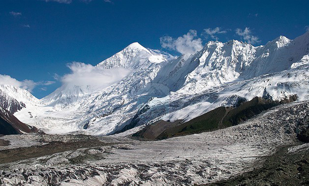 Diran Peak (7268 m) - Rock Valley Tours Pvt Ltd