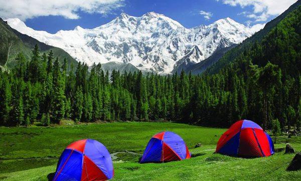 Fairy Meadows, Nanga Parbat Base Camp - Rock Valley Tours