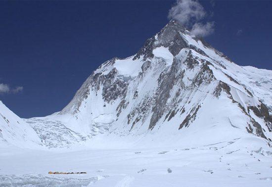 Gasherbrum 1 (8068 m) - Rock Valley Tours Pvt Ltd