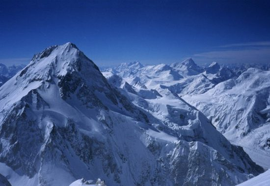 Gasherbrum II (8035 m) - Rock Valley Tours Pvt Ltd