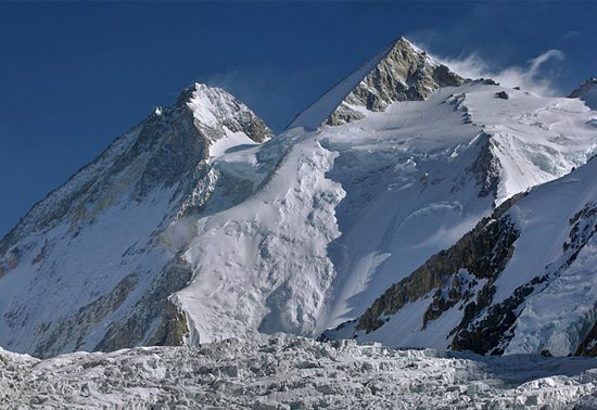 Gasherbrum II (8035 m) - Rock Valley Tours Pvt Ltd
