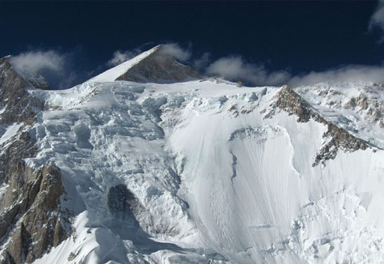 Gasherbrum III (7952m) - Rock Valley Tours Pvt Ltd