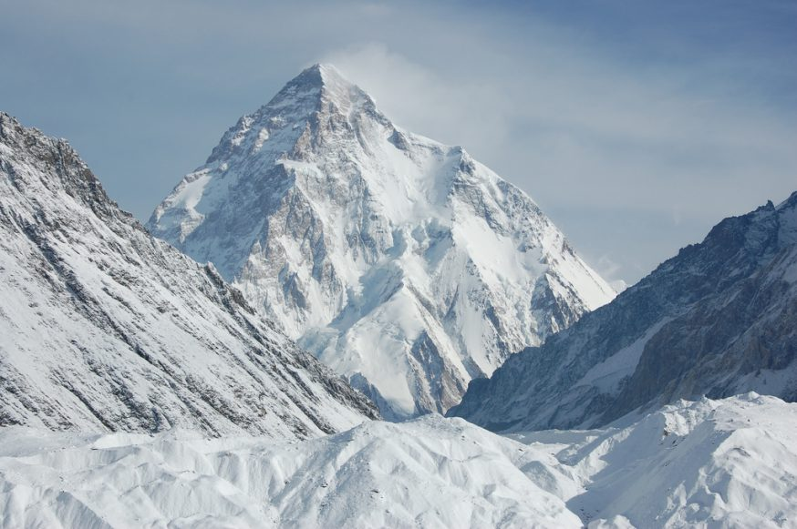 K2 The Ultimate Adventure (8611m) - Rock Valley Tours Pvt Ltd