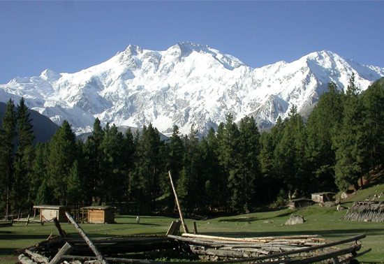 Nanga Parbat (8125m) - Rock Valley Tours Pvt Ltd