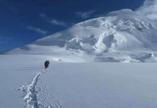 Spantik Peak (7027m) - Rock Valley Tours Pvt Ltd