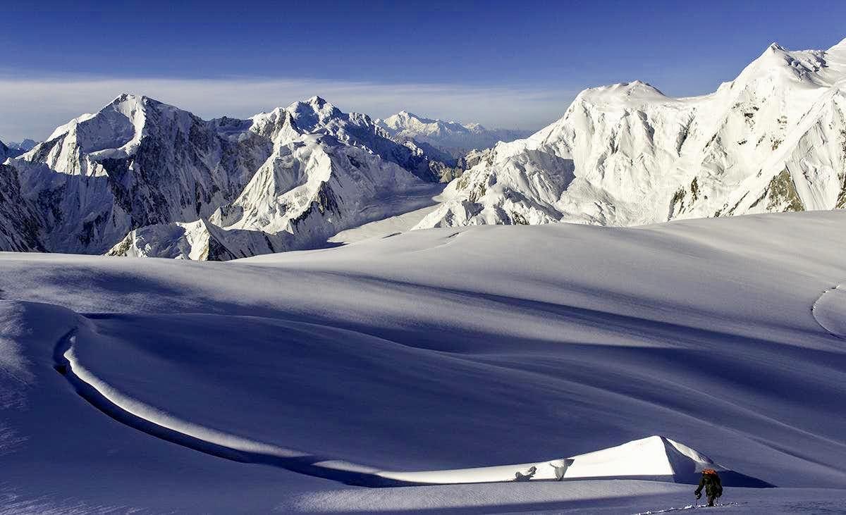 Spantik Peak (7027m) - Rock Valley Tours Pvt Ltd