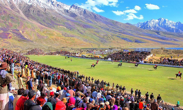 Shandur Polo Festival - Rock Valley Tours Pvt Ltd