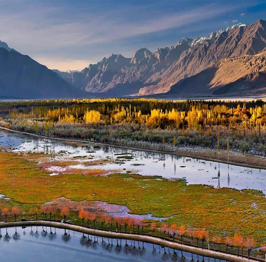 Skardu-Baltistan Valley Tour - Rock Valley Tours