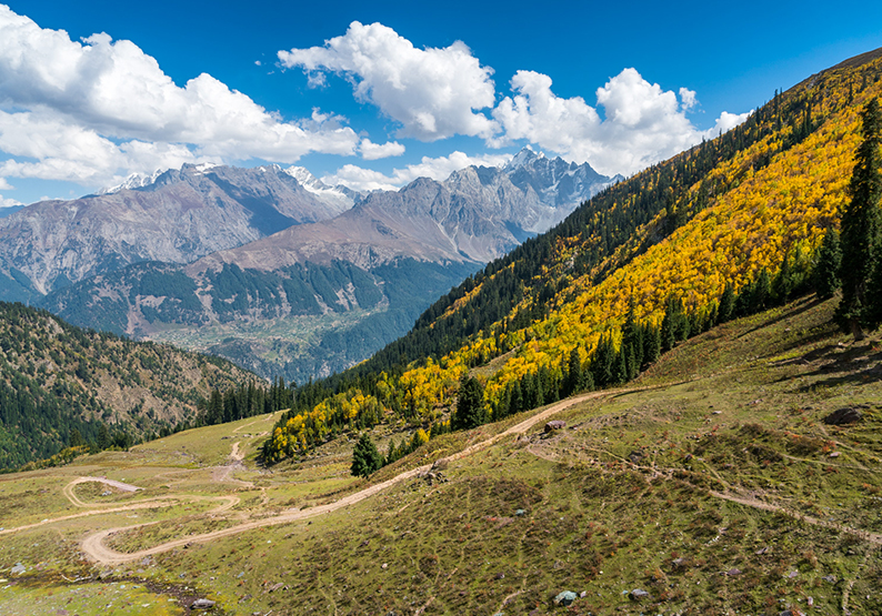 Tour to Swat, Kalam Valley - Rock Valley Tours