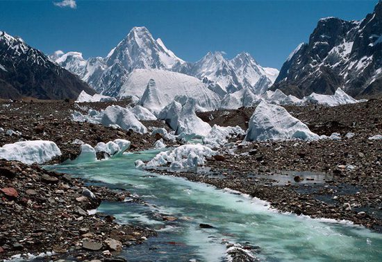 K2 Base Camp & Concordia Trek - Rock Valley Tours