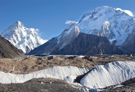 K2 Base Camp & Concordia Trek - Rock Valley Tours