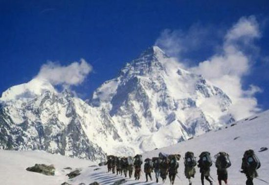 Trek K2 BC Gondogoro La Pass - Rock Valley Tours Pvt Ltd