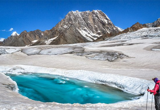 Snow Lake Hispar Pass Trek - Rock Valley Tours