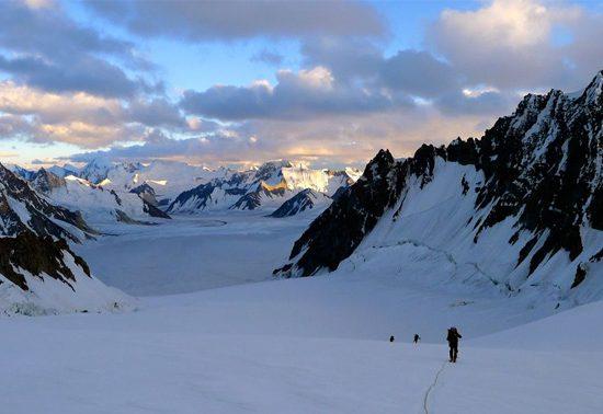 Trek Traverse Karakoram - Rock Valley Tours Pvt Ltd