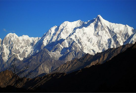 Ultar Peak (7388m) - Rock Valley Tours Pvt Ltd