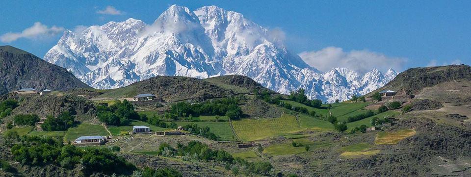 Tirich Mir (7708m) - Rock Valley Tours Pvt Ltd